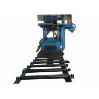 China Surface Cleaning Machine: Roller Through Type Shot Blasting Machine wholesale