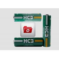 China Spiral 1500mAh CR14505 AA Cylindrical lithium mno2 battery for Automatic meter reading (AMR) wholesale