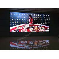 China HD P2.5 Indoor LED Display Screen , LED Video Wall Rental 4K Wall Mounted Installation on sale