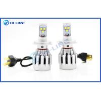 China 3000LM All in One LED Car Headlight Bulbs H4 Hi Low Beam LED Headlamp Kit on sale
