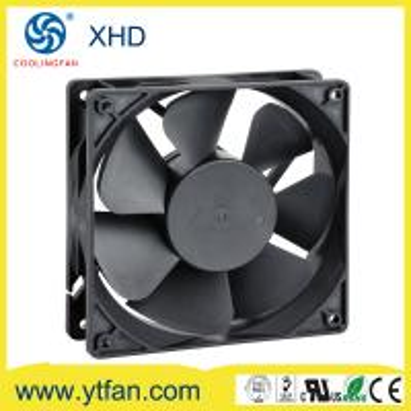 Axial Cooling Fan : Mm ac axial cooling fan of dc
