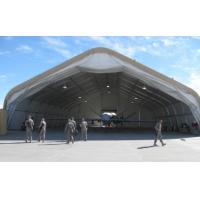China Durable Tensioned Heavy Duty Tents Fabric Membrane Structure With 50m Width wholesale