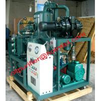 Buy cheap High performance type used transformer oil filter machine, insulating oil recondition plant, renewable transformer oil from wholesalers
