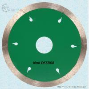 China Continuous Rim Diamond Circular Saw Blade - DSSB08 wholesale