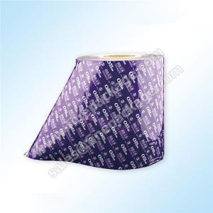 China aluminium foil condom packaging rollstock film wholesale