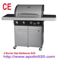 Buy cheap 4 Burner Barbecue Gas from wholesalers