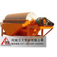 China YuKuang Wet CT Magnetic Drum Separator Equipment , Magnetic Separator in Machinery on sale