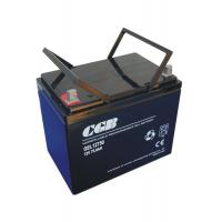 China Recycle Maintenance Free Solar System Battery GEL Tech Batteries 25.85 KG wholesale