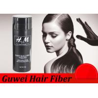 China Oem 2nd Generation Instant Hair Building Fiber Hair Loss Keratin Fibers Magic Hair Growth 25g on sale