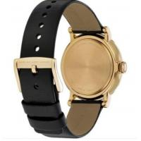 Quality Wholesale NEW MARC BY MARC JACOBS LADIES WATCH BAKER GOLD TONE BLACK LEATHER STRAP MBM1269 for sale