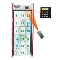 China CE Approved Door Frame Metal Detector for Hotels, Conference Centers, Airports wholesale