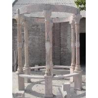 China Marble Arbour with Figure Carving (LY-499) wholesale