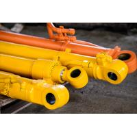 China Flat Gate Replacement Engine Crane Hydraulic Cylinder Stainless Steel wholesale