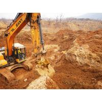Buy cheap Mini excavator manual quick hitch for excavator attachments from wholesalers