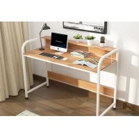 China Portable Cool Desktop Computer Desk Bookcase Combination Environmentally Friendly wholesale