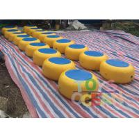 China Funny Water Park Equipment Inflatable Floating Walking Beans For Aqua Park wholesale