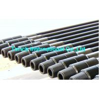 Quality JIS G 3465 Drill Steel Pipe , Seamless Steel Tubes for Drilling / Mineral for sale