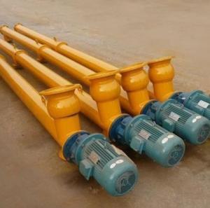 China AAC Line Powder Screw Conveyor wholesale