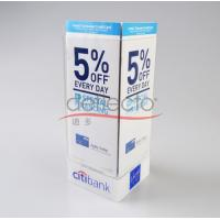 Buy cheap Deflecto Acrylic Information Holder from wholesalers