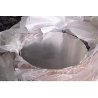 China 1050 - H14 Temper Aluminium Disk / Aluminum Wafer For Non - Stick Fry Pan Cookware wholesale