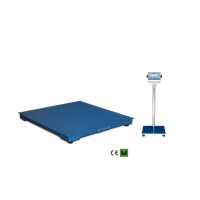 China WALL-E floor scale platform stainless steel floor scale Weighbridge Truck Scale wholesale