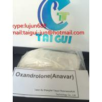 China Safely White Powder Sex Drugs Oral Anabolic Steroid Hormones Oxandrolone Anavar 53-39-4 With USP30 wholesale