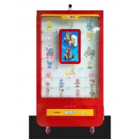China 22 Inches Screen Toys Vending Machine With Monetary Payment System, Telemetry system vending machine, Micron on sale