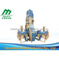 China Textiles Pillow Making Machine / CNC Pillow Filling Machine With Siemens Motor wholesale