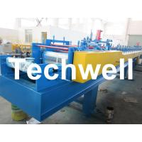 China Top Hat Channel / Furring Channel Roof Panel Roll Forming Machine wholesale
