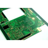 China Immersion Gold TG 170, FR4 Material 6 Layers Green Solder Mask High TG PCB wholesale