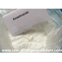 China High Purity Anti Estrogen Steroids Raw Powders Anabolic Anastrozoles / Arimidex wholesale