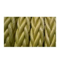 China 12 Strand Double Braide Dock Line , Yacht Mooring Lines Standard Package wholesale