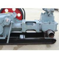China 2 Cylinder High Pressure BW200 Cement Grouting Pump wholesale