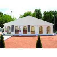 China Roder Tyle Big Event Tents 15m By 20m Clear Windows For Luxury Wedding wholesale