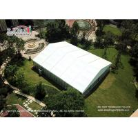 China 500 Capacity Luxury Wedding Ceremony Tents 20 x 30m Aluminum Frame wholesale