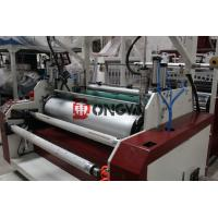 Quality Vinot Double Layer Co-Extrusion Stretch Film Machine with Motor 30kw/15kw For Furniture Packing 500 - 1000 mm SLW-100 for sale