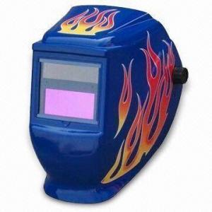 China Auto-darkening Welding Helmet with Built-in Sensitivity Controller wholesale
