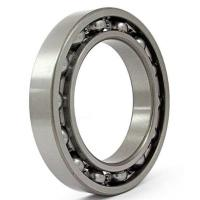 China High Precision Washer Tub Bearing Replacement / Rubber Seal Rolling Ball Bearing wholesale