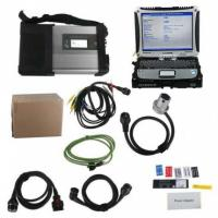 Quality 2018.05 Version MB SD Connect C4/C5 Star Diagnosis Plus Panasonic CF19 Laptop With Vediamo and DTS Engineering Softwa for sale