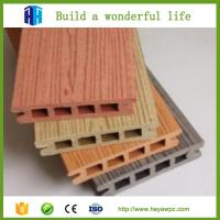 China Composite wood plastic laminate architecture cladding chainmail suppliers on sale