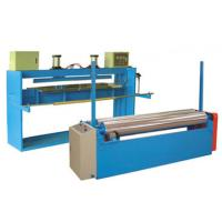 China Automatic Steel Coil Stock Measure Machine For Foam / Cloth Packaging wholesale