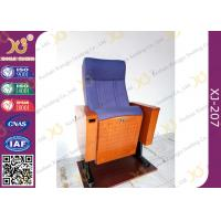 China Auditorium And Theater Seating Chairs For Schools And Universities , Theatre Room Chairs wholesale