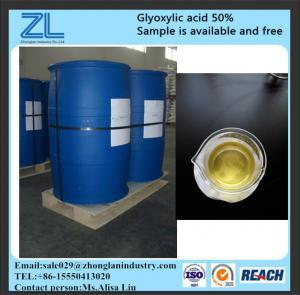 Glyoxylic acid  for hair