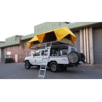 China Anti UV 4x4 Camping Tents , Rooftop Pop Up Camper Tent With 2.3m Ladder wholesale