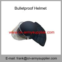 Quality Wholesale Cheap China Newest USA Style NIJ IIIA Bulletproof Helmet for sale