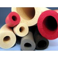 China Flexible Silicone Foam Tubing Hose Wear Resistant With Density 0.3 - 0.95g/Cm3 wholesale
