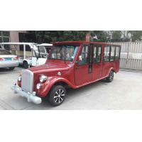 China Vintage Electric Shuttle Bus Vintage Electric Car For Pick Up 8 Persons wholesale