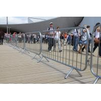 China cheape  Crowd Control Barriers for sale ,security barriers wholesale