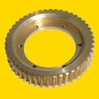 China PNT48545 BRASS WORM WHEEL SULZER SMIT FAST GS900 G6300 wholesale