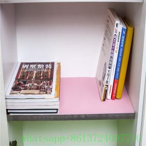 China red Wardrobe bookshelf  eva anti slip mat waterproof easy to clean on sale